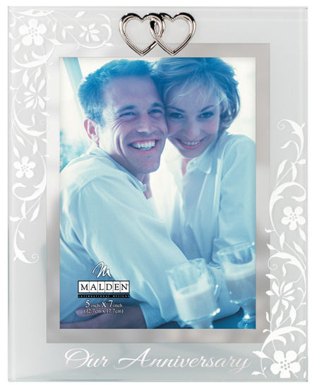 Our Anniversary photo frame | Cards Plus